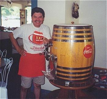 xxx root beer stand Triple